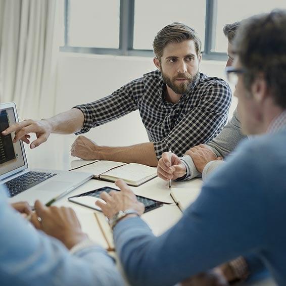 IT-Outsourcing - persönliche und unverbindliche Beratung